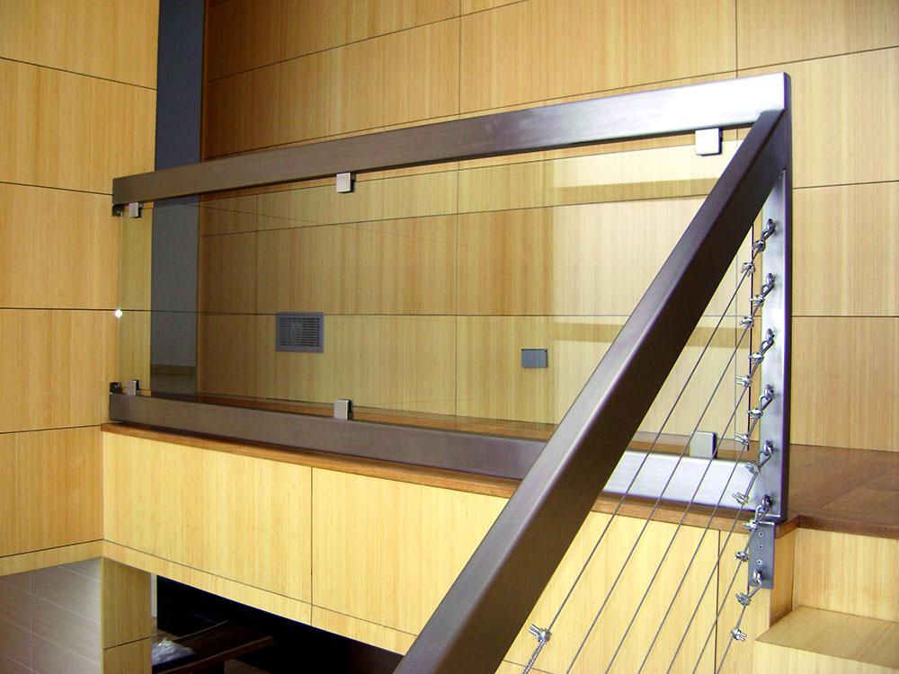 Hand railing chicago