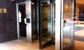 Revolving Doors/Entrances