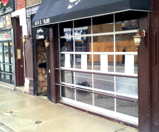 Storefront Glass Walls : Store front and curtain wall systems chicago